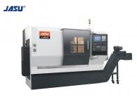JASU L-4050 2-tengelyes lineáris útmutató vízszintes CNC eszterga központ