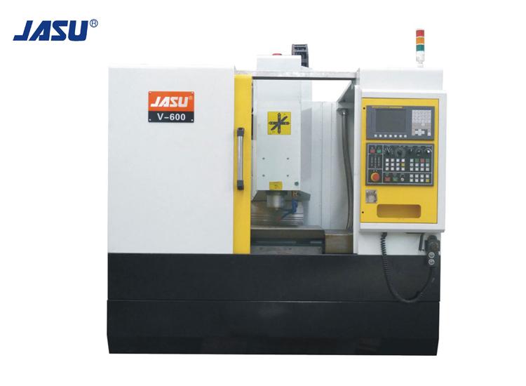 JASU V-600 3-Axis Linear Guide függőleges CNC megmunkáló központ