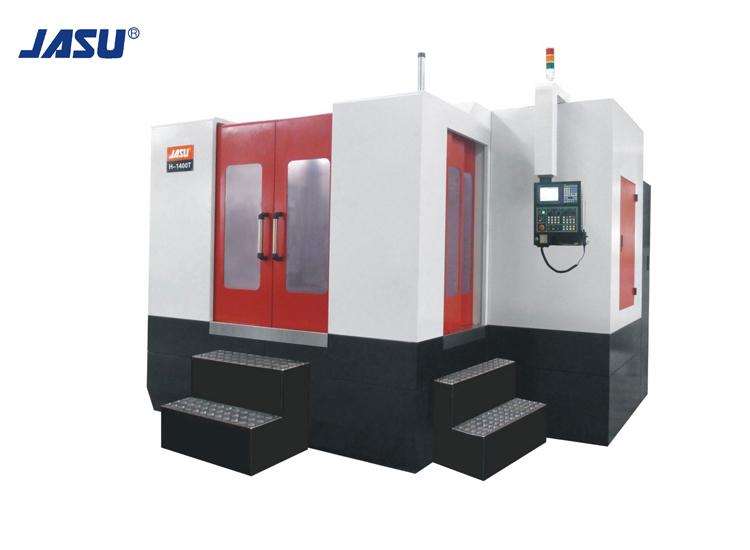 JASU H-1400T horizontális fúró-maró és CNC megmunkáló központ