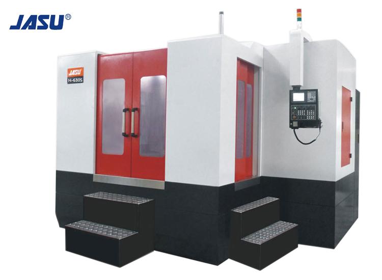 JASU H-630 mozgatható oszlop vízszintes CNC megmunkáló központ
